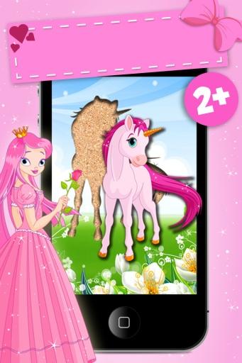 免费的为小女孩准备的公主游戏截图1