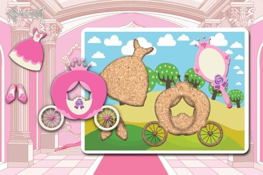免费的为小女孩准备的公主游戏截图2