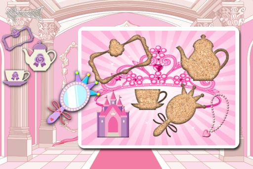 免费的为小女孩准备的公主游戏截图3