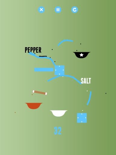 【免費益智App】盐和胡椒-APP點子