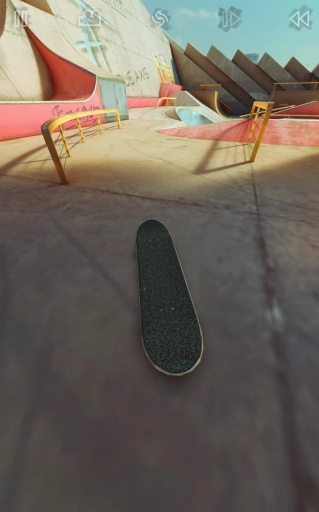 真实滑板 - 苹果手机游戏 - 当乐网