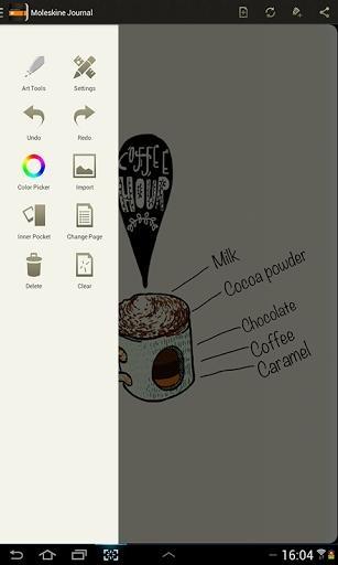 【免費生產應用App】Moleskine笔记本-APP點子