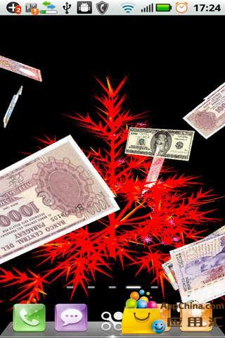 摇钱树动态壁纸截图3