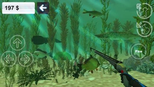 狩猎长矛。潜水。截图6