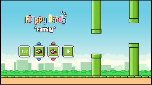 【免費動作App】像素鸟总动员-APP點子