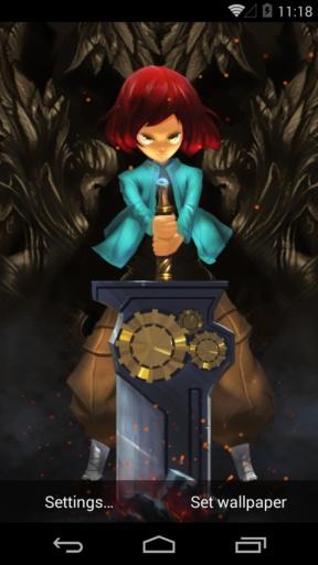 王者之刃-梦象动态壁纸