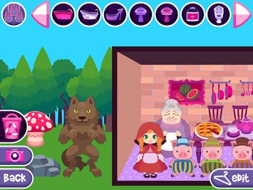 我的童话-玩具屋游戏
