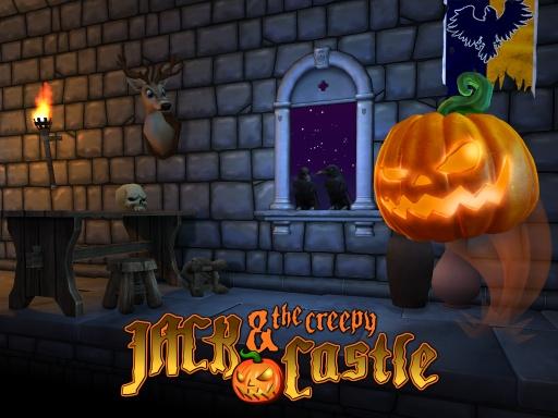 杰克和恐怖城堡截图1