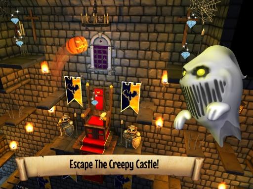 杰克和恐怖城堡截图2