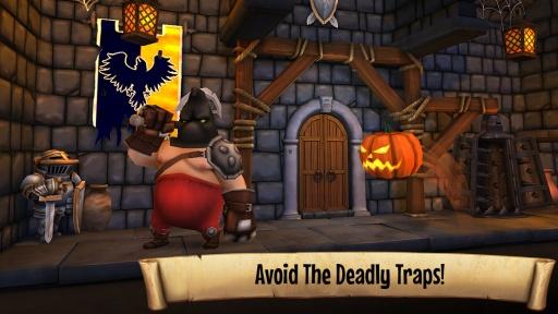 杰克和恐怖城堡截图3