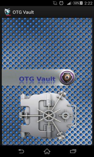 OTG Vault手機加密鎖