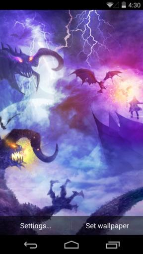 魔域之境-梦象动态壁纸截图3