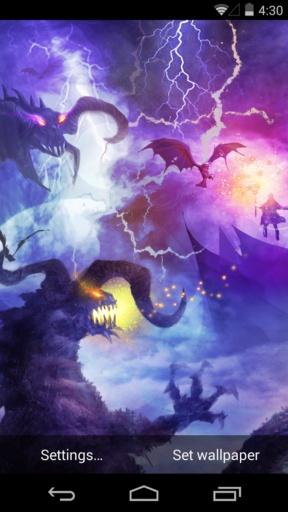 魔域之境-梦象动态壁纸截图4