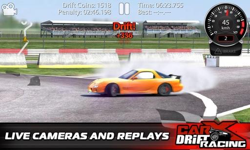 CarX漂移赛车 道具修改版 賽車遊戲 App-愛順發玩APP