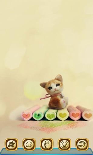 宝软3D主题-小猫咪宝贝