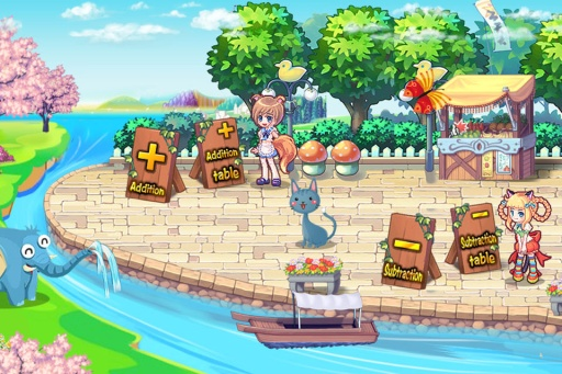 宝宝学数学-免费版儿童加法益智教育游戏