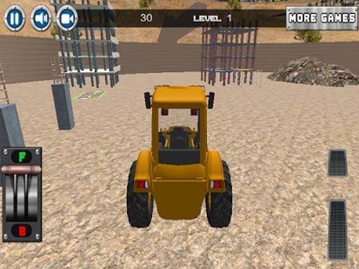 建设停车场3D截图5