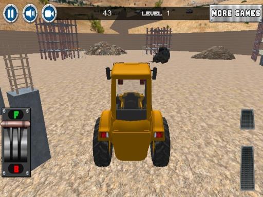 建设停车场3D截图8