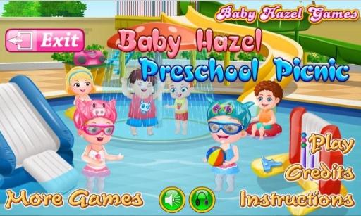 Baby Hazel Preschool Picnic截图2