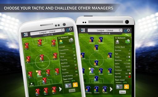 足球經理人- Android Apps on Google Play