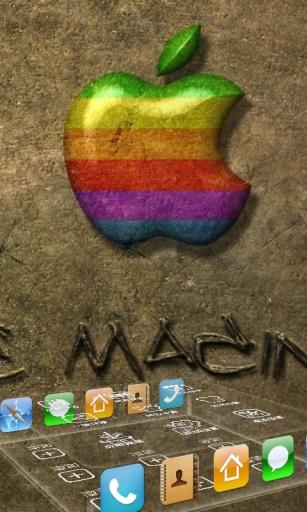 iPhone6主题桌面截图1