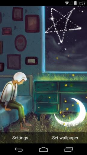 孤单星球之遇见孤单-梦象动态壁纸截图4