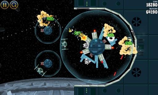 愤怒的小鸟:星球大战 Angry Birds Star Wars 中国版截图2