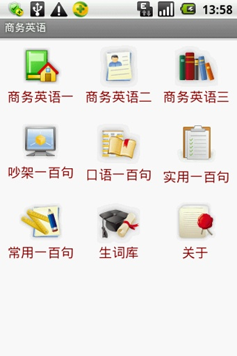 英語測驗學習區   各級單字 - 中華民國商業職業教育學會
