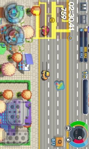 单机游戏-疯狂飙车