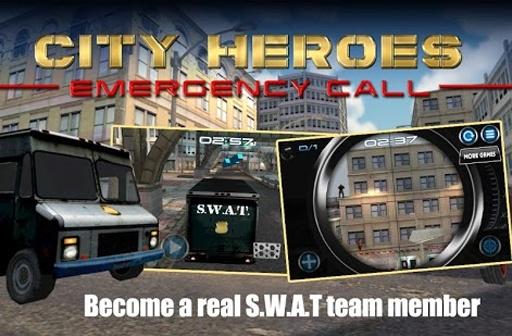 城市英雄紧急呼叫3D