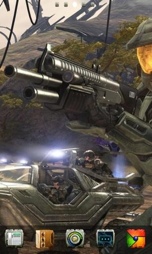 宝软3D主题-我是狙击手