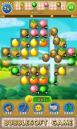 玩免費益智APP|下載水果狂热2 app不用錢|硬是要APP
