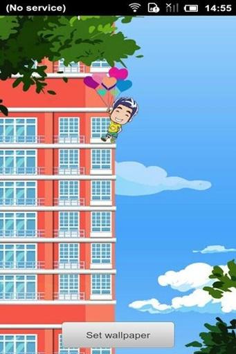 爱情公寓之展博动态壁纸截图2