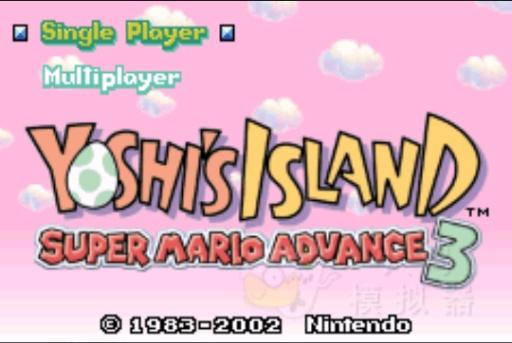 超级马里奥3:耀奇岛