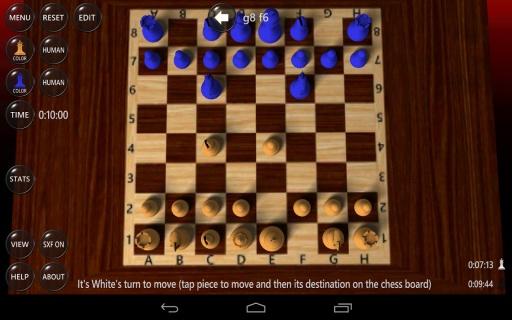 3D国际象棋:3D截图2