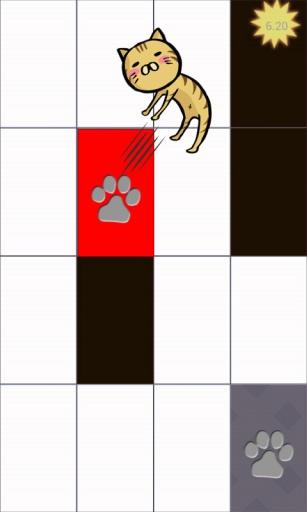别踩白块儿猫咪版截图2