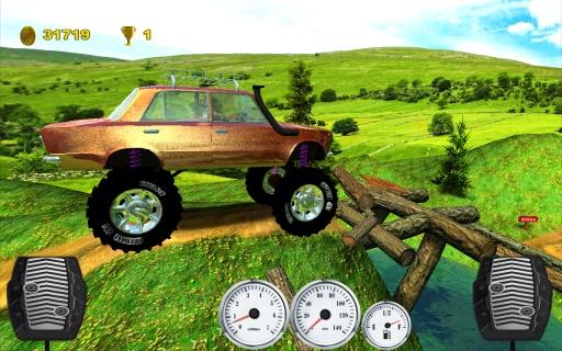 越野车3D:2截图1