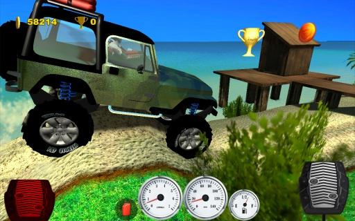越野车3D:2截图4