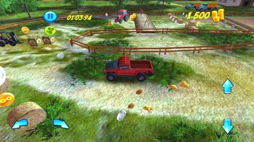 农场障碍赛车截图2