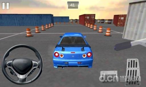 漂移停车3D截图0