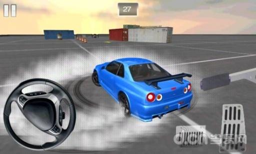 漂移停车3D截图1