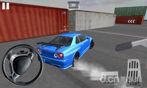 漂移停车3D截图3