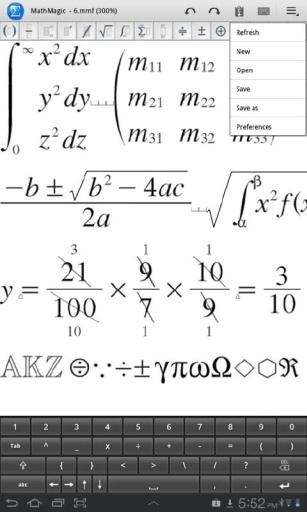 MathMagic公式编辑器截图0