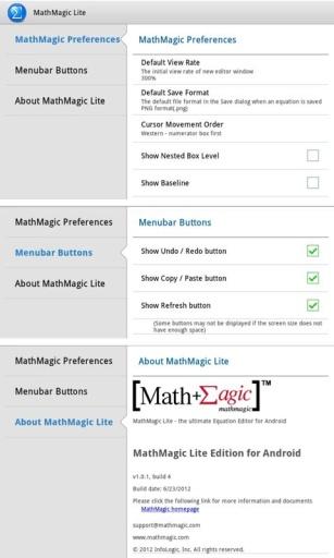 MathMagic公式编辑器截图2