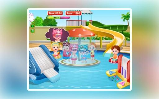 可爱宝贝水上乐园截图10