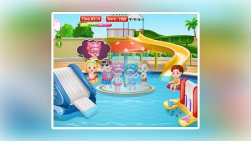 可爱宝贝水上乐园截图2