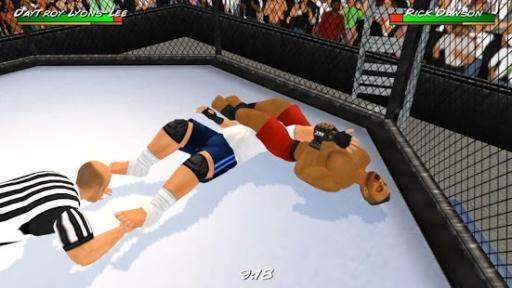 摔角革命3D截图5