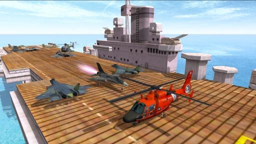 航母停战机