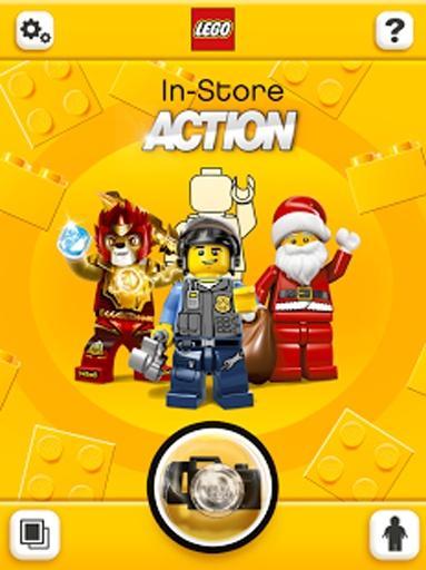 乐高:店内行动 LEGO®
