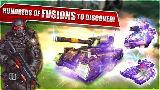 坦克全球大战截图4